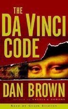 The Da Vinci Code, Colin Stinton (Narrator), Dan Brown Book