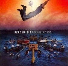 Wheelhouse 0887254553922 by Brad Paisley CD