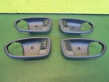 FORD S-MAX ZETEC MK1 (06-15) 5 DOOR SET OF INTERIOR DOOR HANDLE SURROUNDS