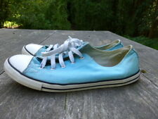 Converse Allstars Canvas Shoe Trainer Light Blue  UK 7 EUR 40
