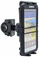 Arkon SM632 Motorcycle Bike Handlebar Mount for Galaxy S6 S5 S4 S3 smartphone