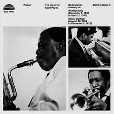CECIL PAYNE Zodiac (The Music Of Cecil Payne) STRATA-EAST RECORDS Sealed LP