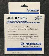 Pioneer Jd-1212S 12-Disc Cd Magazine