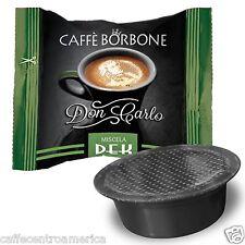 500 Capsule Caffè Borbone Don Carlo Miscela Verde Dek compatibili a Modo mio