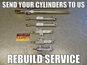 124 E320 300CE 300E Convertible Top Cylinder SET Rebuild Service - REMANUFACTURE