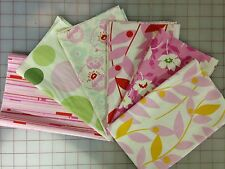 OOP Heather Bailey Nicey Jane Fabric Fat Quarter Bundle in Pink