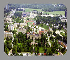 Item#4503 Western Illinois University Fly Over Mouse Pad