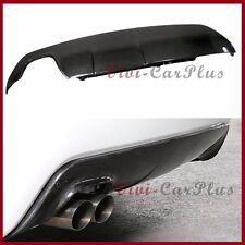Carbon Fiber 3D Type Rear Diffuser Fit BMW 04-10 E60 E61 Sedan OE M Tech Bumper