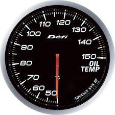 Nippon Seiki Defi Defi-Link Meter ADVANCE BF Oil Temperature Gauge DF10401 White