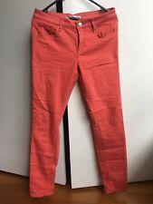 Jag Women Skinny Jeans Orange Size 11
