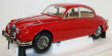 Paragon 1/18 Scale diecast PA-98322R - 1962 Jaguar MKII 3.8 RHD Carmen Red