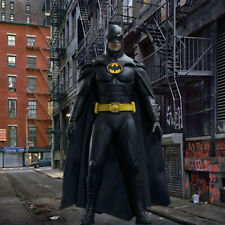 1/6 DIORAMA/BACKDROP FOR HOT TOYS BATMAN DX09 BRUCE WAYNE KEATON MMS