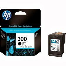 Genuine Original HP 300 Black Ink Cartridge for Deskjet F2480 F2492