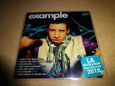 EXAMPLE - ELECTRO POP!!!!! CD COLLECTOR !!!!!DJ CD!!!!!