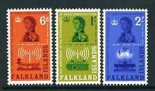 Falklands 1962 Radio Comms set MNH *