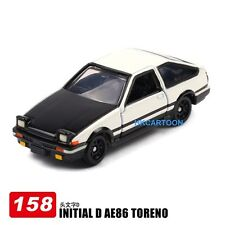 NEW LIMITED DREAM TOMICA INITIAL D AE86 TORENO DIECAST CAR 486466 NIB!!
