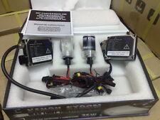 KIT XENON H7 6000K 6000 KELVIN DIGITALI FARI XENO H.I.D. AUTO MOTO SCOOTER CAMPE