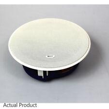 Kef Ceiling In-Wall Speaker Ci 130 CR Full Range UNI-Q Background Flush
