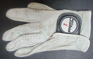 Bud Cauley Autographed PGA Tour Tournament Pro Used Titleist Golf Glove