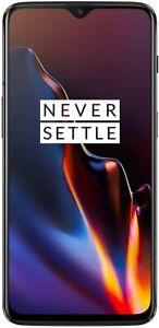 GSM UNLOCKED OnePlus 6T - 128GB - Mirror Black [Grade A]🔥🔥🔥