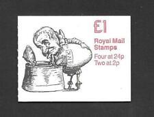 FH24 £1 Design 2 1841 - 1991 Punch Magazine Cyl B21 B1 Ref 17949