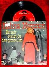 Single Melina Mercouri: Bei mir ziehst Du das große Los (Polydor 2058 080) D 71