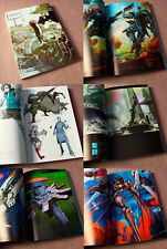 Yasushi Suzuki Artbook Twilight New