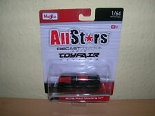 Maisto All Stars 2015 Ford Mustang GT Messemodell Spielwarenmesse 2015, 1:64