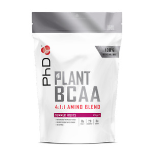 PhD Plant BCAA 450g (Choose Flavour)