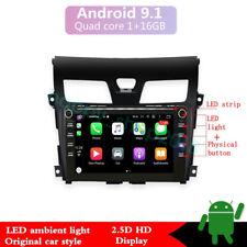 Android 9.1 for NISSAN TEANA Altima 2013-2017 Car GPS Navigation Radio Player