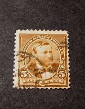 US Stamp Scott# 223 Grant  1890-93 L96