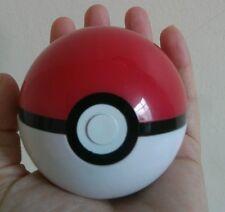 New Pokemon Pokeball Plastic Pop-up Toy 7 cm Diameter Red