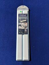 SeaDek Non-Skid Marine Traction Cream/Caribbean Blue (Coaming Bolster Pads)