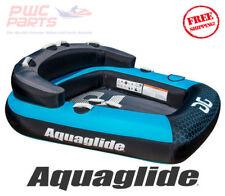 AQUAGLIDE SUPERCROSS 2 Rider Capacity Towable Lounger Swim Boat New 58-5216615