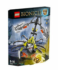 LEGO Bionicle Totenkopf-Skorpion (70794)