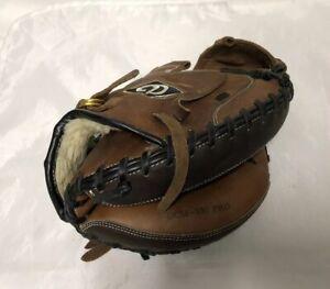 Diamond Select American Steerhide Catchers Mitt Glove DCM 100 PRO Right Throw