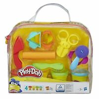 Play-Doh - Starter Set - Play-Doh Cans and Tools