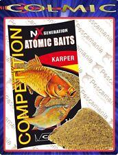 pastura Colmic Karper atomic baits nx generation kg 1 carpa carassio