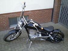 Custom Heckfender, Fender  Harley VT, VS, VN, LS, XS Chopper Bobber (140 mm)
