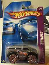 Hot Wheels Hummer H2 Hummer Gray