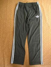 Pantalon Adidas Original Sport Marron Homme Survetement Pants Vintage - M