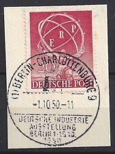 638# Berlin Mi 71 a. Briefstück mit SoSt, tadellos gepr. Schlegel BPP