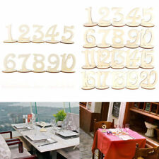 Art de la table de fête marque-places, étiquettes sans marque pour la maison pour anniversaire de mariage
