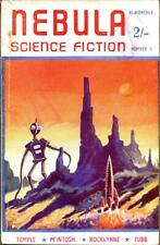 Nebula Science Fiction Magazine 44 Issue Collection On Disc