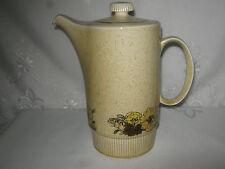 Poole Pottery '' SHERWOOD'' Coffee Pot