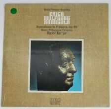 Korngold Sym in F# Kempe & Munich Phil Orch RCA ARL1-0443 stereo