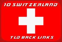 I will create 10 switzerland tld back links - 10 Schweizer tld Backlinks - SEO