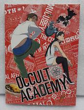 Occult Academy Premium Edition NIS America ANIPLEX Blu Ray BD