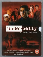 Underbelly - Series 1 - Complete (4 DVD Box Set , 2009t)   Australia