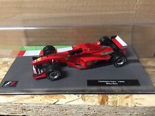 "DIE CAST "" FERRARI F399 - 1999 MIKA SALO "" FORMULA 1 COLLECTION 1/43"